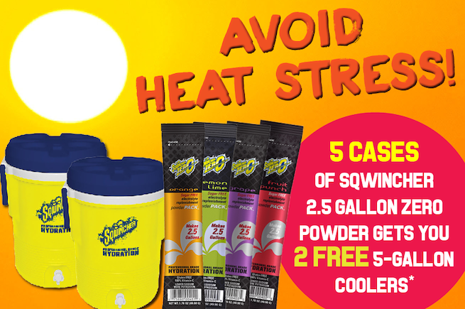 Avoid Heat Stress