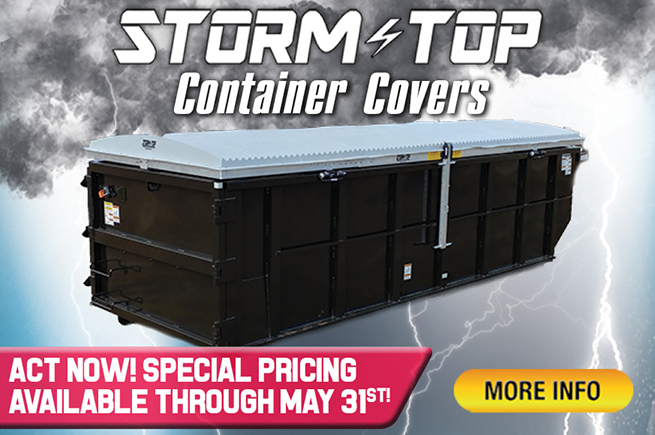 TBI Storm Top Covers